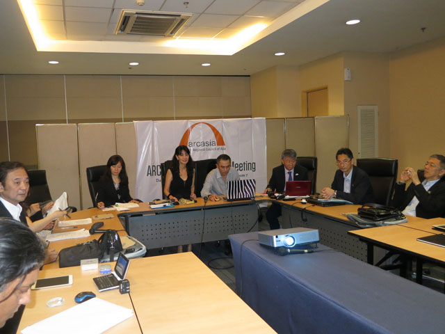 The 2nd Office Bearers & Committee Chair Meeting, Manila